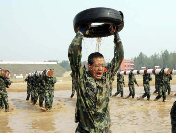 特种兵训练营